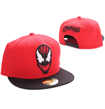 Marvel Comics Adjustable Cap Venom Head