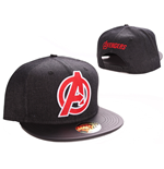 The Avengers Adjustable Cap Logo