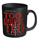 Dead Kennedys Mug Too Drunk