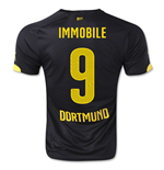 2014-15 Borussia Dortmund Away Shirt (Immobile 9) - Kids