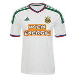 2014-15 Rapid Vienna Adidas Away Football Shirt