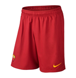2014-2015 AS Roma Away Nike Football Shorts (Kids)