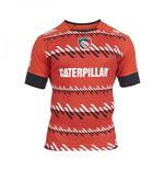 2014-2015 Leicester Tigers Alternate Test Rugby Shirt