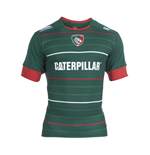 2014-2015 Leicester Tigers Home Test Rugby Shirt