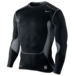 Nike Hypercool Compression LS Top (Black)