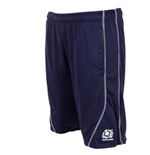 2014-2015 Scotland Macron Rugby Gym Shorts (Navy) - Kids