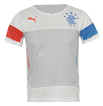 2014-2015 Rangers Puma Training Shirt (White) - Kids