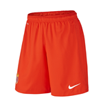 2014-2015 Monaco Third Nike Football Shorts (Kids)