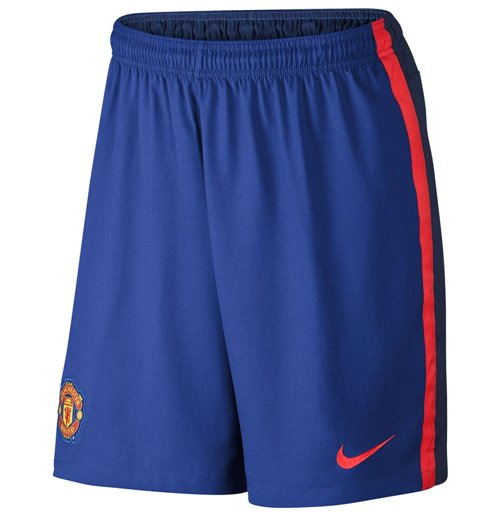 2014-2015 Man Utd Third Nike Football Shorts