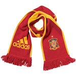 2014-2015 Spain Adidas Football Scarf (Red)