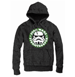 Star Wars Hooded Sweater Stormtrooper Coffee