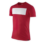 2012-13 Poland Nike Supporters Tee (Red)