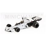 1:43 Minichamps BRABHAM FORD BT44 - CARLOS PACE - 1974