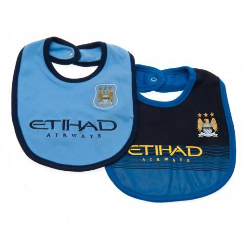 Manchester City F.C. 2 Pack Bibs