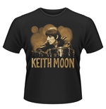 Keith Moon T-shirt Ready Steady