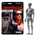 Terminator ReAction Action Figure T-800 Endoskeleton 10 cm