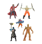 Guardians of the Galaxy Action Figures 13 cm Rapid Revealers Wave 2 Assortment (6)