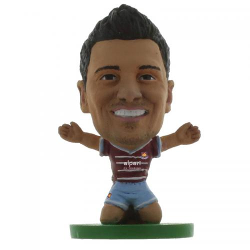 West Ham United F.C. SoccerStarz Zarate