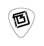 "Fender ""Medium"" Guitar Pick - Flashbakk"