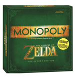 The Legend of Zelda Board Game Monopoly Exclusive Edition *English Version*