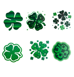 Temporary Shamrock Tattoo