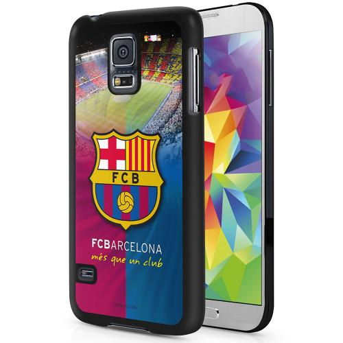 F.C. Barcelona Samsung Galaxy S5 Hard Case 3D