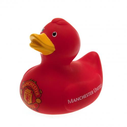 Manchester United F.C. Rubber Duck