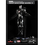 Iron Man 3 Super Alloy Action Figure 1/12 War Machine Mark II Ver. 2 15 cm