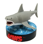Jaws Deluxe Shakems Bobble Statue Bruce 19 cm
