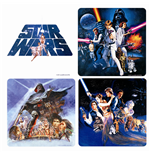 Star Wars Coaster Set Star Wars