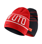 2014-2015 Man Utd Nike Reversible Beanie (Red-Black)
