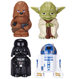 Star Wars Flashlights Assortment (4)