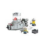 Despicable Me Mega Bloks Construction Set Minion Mobile