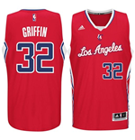 Mens Los Angeles Clippers Blake Griffin adidas Red New Swingman Road Jersey