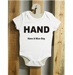 Nerd dictionary Baby Bodysuit 129234