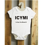Nerd dictionary Baby Bodysuit 129246