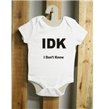Nerd dictionary Baby Bodysuit 129250