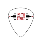 "Fender ""Heavy"" Guitar Pick - 29th Street"