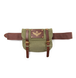 The Legend of Zelda Belt With Satchel Logo