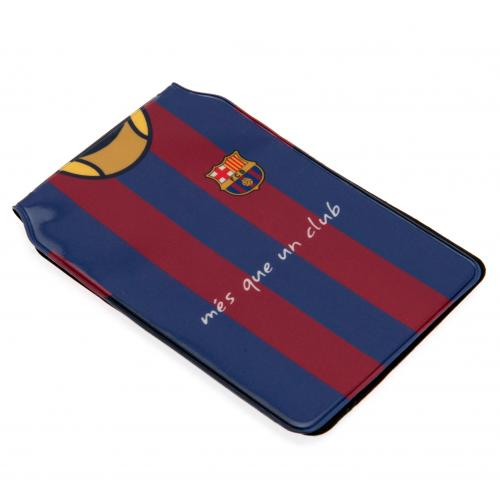 F.C. Barcelona Travel Card Wallet Messi