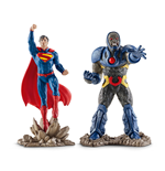 Justice League Figure 2-Pack Superman vs. Darkseid 10 cm