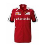 Scuderia Ferrari Replica Team Shirt 2015