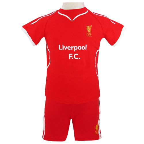 Liverpool F.C. Shirt & Short Set 18/23 mths SW
