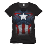 Captain America T-Shirt Captain Suit