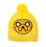 ADVENTURE TIME Jake Bobble Beanie, Yellow