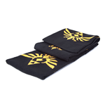 NINTENDO Legend of Zelda Skyward Sword Royal Crest Scarf, Black