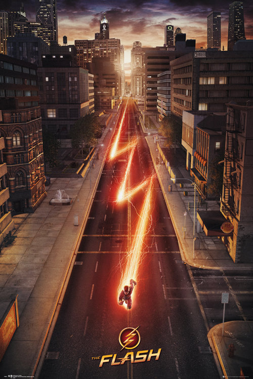 The Flash One Sheet Maxi Poster