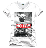 Star Wars T-Shirt Yoda Do Or Do Not