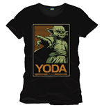 Star Wars T-Shirt Yoda Frame