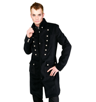 Aderlass Admiral Coat Wool